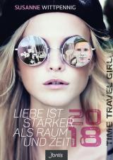 Cover-Bild Liebe ist stärker als Raum und Zeit – 2018