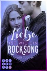 Cover-Bild Liebe ist wie ein Rocksong