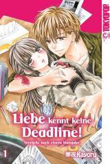 Cover-Bild Liebe kennt keine Deadline! 01