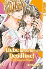 Cover-Bild Liebe kennt keine Deadline! 03
