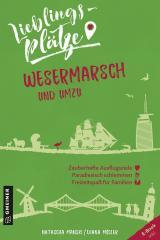 Cover-Bild Lieblingsplätze Wesermarsch und umzu