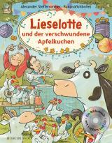 Cover-Bild Lieselotte und der verschwundene Apfelkuchen Buch mit CD