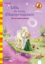 Cover-Bild Lilia, die kleine Elbenprinzessin. Das verzauberte Einhorn