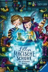 Cover-Bild Lillys magische Schuhe, Band 2: Die verbotenen Stiefel