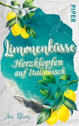 Cover-Bild Limonenküsse - Herzklopfen auf Italienisch