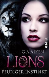 Cover-Bild Lions - Feuriger Instinkt