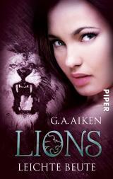 Cover-Bild Lions - Leichte Beute