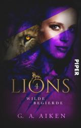 Cover-Bild Lions - Wilde Begierde