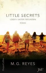 Cover-Bild Little Secrets - Lügen unter Freunden