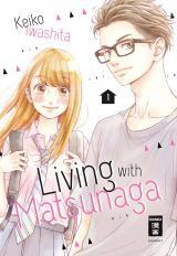 Cover-Bild Living with Matsunaga 01