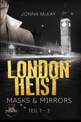 Cover-Bild London Heist 1: Masks & Mirrors