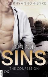 Cover-Bild London Sins - The Confession
