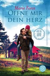 Cover-Bild Lost in Love. Die Green-Mountain-Serie / Öffne mir dein Herz