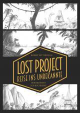 Cover-Bild Lost Project - Reise ins Unbekannte