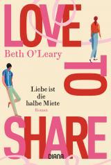 Cover-Bild Love to share – Liebe ist die halbe Miete