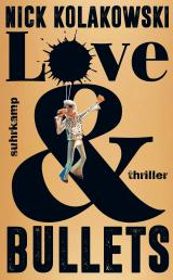 Cover-Bild Love & Bullets
