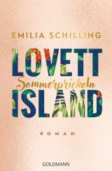 Cover-Bild Lovett Island. Sommerprickeln