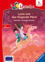 Cover-Bild Luna und das fliegende Pferd