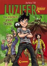 Cover-Bild Luzifer junior (Band 2) - Ein teuflisch gutes Team