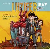 Cover-Bild Luzifer junior - Teil 1: Zu gut für die Hölle