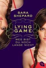 Cover-Bild LYING GAME - Weg bist du noch lange nicht