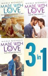 Cover-Bild Made with Love - Alle 3 Bände in einem E-Book