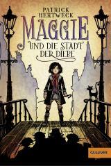 Cover-Bild Maggie und die Stadt der Diebe