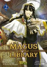 Cover-Bild Magus of the Library 2