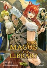 Cover-Bild Magus of the Library 3