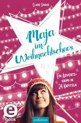 Cover-Bild Maja im Weihnachtschaos