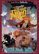 Cover-Bild Malcolm Max: Die Fälle von Emmeline und Miranda Finch