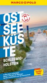 Cover-Bild MARCO POLO Reiseführer Ostseeküste, Schleswig-Holstein