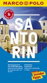 Cover-Bild MARCO POLO Reiseführer Santorin