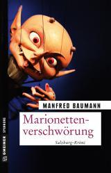 Cover-Bild Marionettenverschwörung