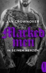 Cover-Bild Marked Men: In seinem Herzen