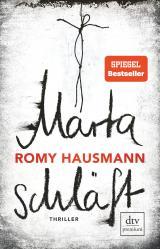 Cover-Bild Marta schläft