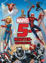 Cover-Bild Marvel 5-Minuten-Geschichten