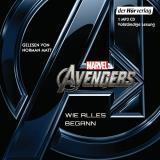 Cover-Bild Marvel Avengers