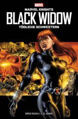 Cover-Bild Marvel Knights: Black Widow: Tödliche Schwestern