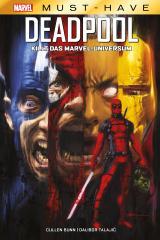 Cover-Bild Marvel Must-Have: Deadpool killt das Marvel-Universum