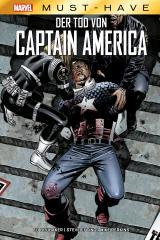 Cover-Bild Marvel Must-Have: Der Tod von Captain America