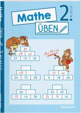 Cover-Bild Mathe üben 2. Klasse