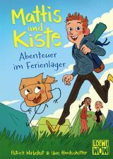 Cover-Bild Mattis und Kiste (Band 1) - Abenteuer im Ferienlager