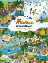 Cover-Bild Maus Wimmelbuch - Durch das Jahr mit der Maus