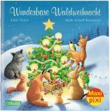 Cover-Bild Maxi Pixi 302: Wunderbare Waldweihnacht