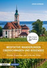 Cover-Bild Meditative Wanderungen Oberschwaben und Bodensee