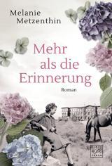 Cover-Bild Mehr als die Erinnerung