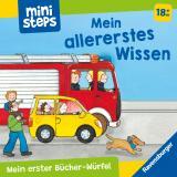 Cover-Bild Mein erster Bücher-Würfel: Mein allererstes Wissen (Bücher-Set)