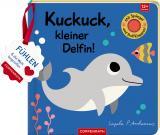 Cover-Bild Mein Filz-Fühlbuch: Kuckuck, kleiner Delfin!