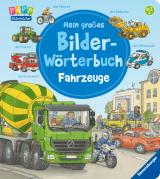 Cover-Bild Mein großes Bilder-Wörterbuch: Fahrzeuge